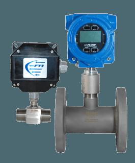 Linear Link TCI turbine flowmeter electronics
