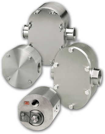 Industrial PD Flow Meters