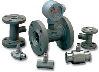 Turbine meters for Industrial flow measurement applications from Flow Technology.