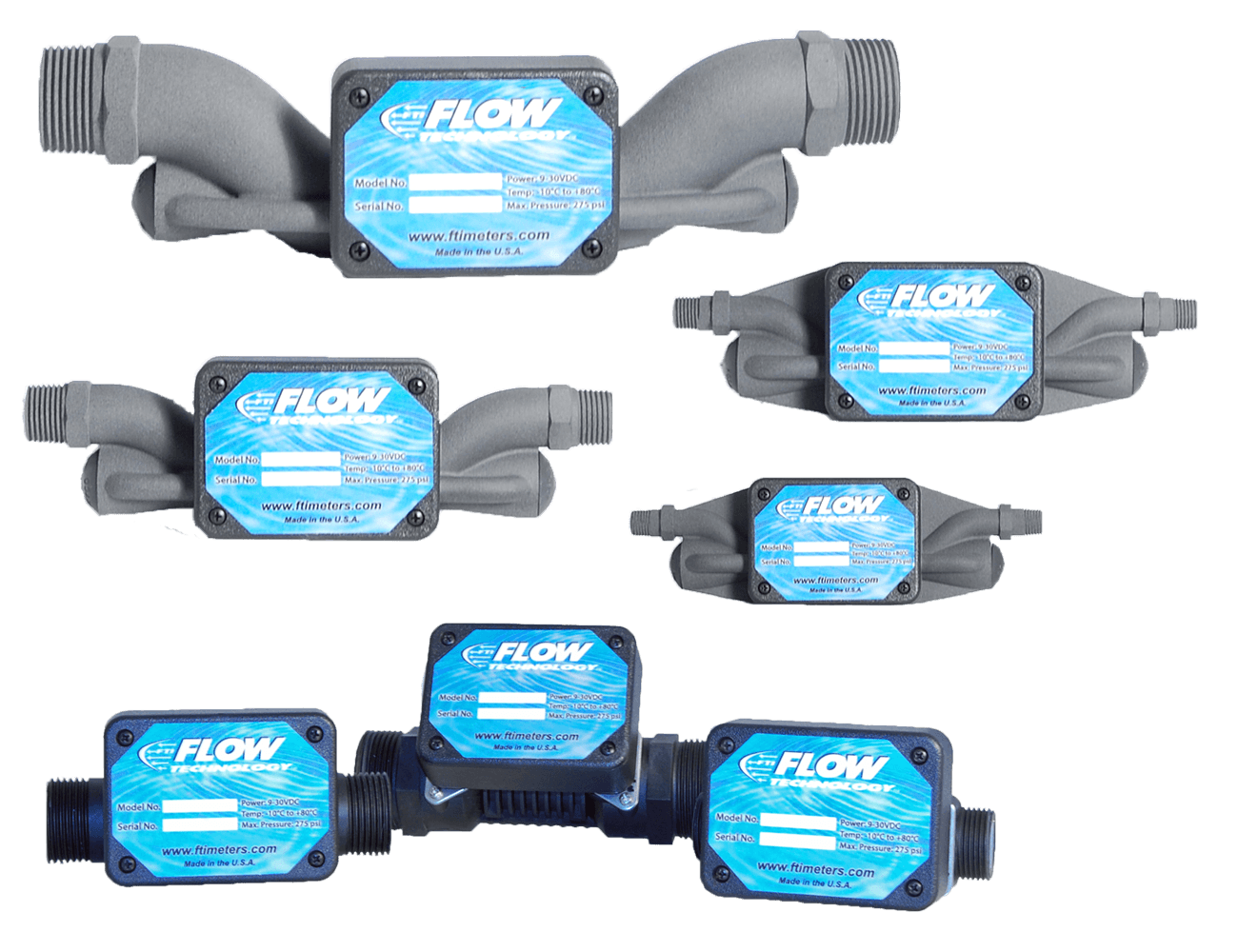 Q Series - inline ultrasonic flowmeters