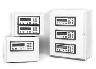 NEMA enclosures for PD flowmeters controllers