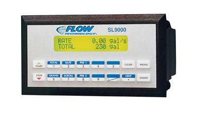 Flow computers for turbine and positive displacement flowmeters